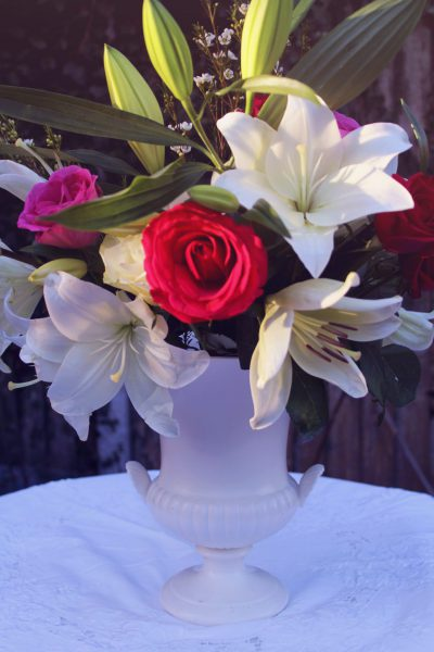 Floristry for events and special occasions in South Essex